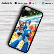 Mega Man Maverick Hunter X Samsung Galaxy S7 Case