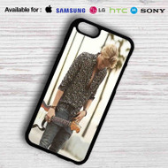 Cody simpson Flower Samsung Galaxy S7 Case