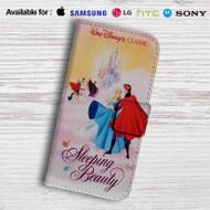 Disney Sleeping Beauty Classic Leather Wallet LG G2 G3 G4 Case