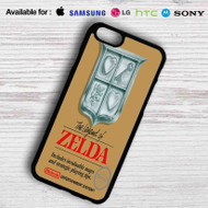 The Legend of Zelda Nintendo NES Game Samsung Galaxy Note 5 Case