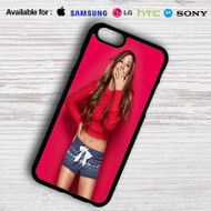 Ariana Grande Red Samsung Galaxy Note 6 Case