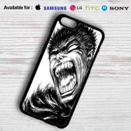 Berserk Guts Comics Samsung Galaxy Note 6 Case