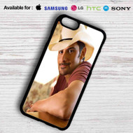 Brad Paisley Samsung Galaxy Note 6 Case
