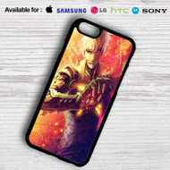 One Punch Man Genos Samsung Galaxy Note 6 Case