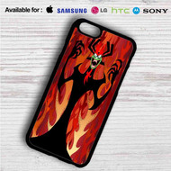 Aku Samurai Jack on your case iphone 4 4s 5 5s 5c 6 6plus 7 Samsung Galaxy s3 s4 s5 s6 s7 HTC Case