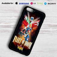 Fleet of Doom Voltron on your case iphone 4 4s 5 5s 5c 6 6plus 7 Samsung Galaxy s3 s4 s5 s6 s7 HTC Case