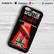 Led Zeppelin Mothership on your case iphone 4 4s 5 5s 5c 6 6plus 7 Samsung Galaxy s3 s4 s5 s6 s7 HTC Case