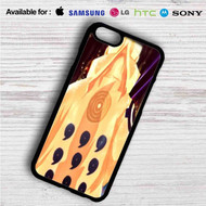 Naruto Shippuden Konoha Logo on your case iphone 4 4s 5 5s 5c 6 6plus 7 Samsung Galaxy s3 s4 s5 s6 s7 HTC Case