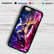 Saint Seiya Death Mask of Cancer on your case iphone 4 4s 5 5s 5c 6 6plus 7 Samsung Galaxy s3 s4 s5 s6 s7 HTC Case