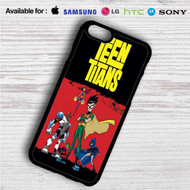 Teen Titans on your case iphone 4 4s 5 5s 5c 6 6plus 7 Samsung Galaxy s3 s4 s5 s6 s7 HTC Case