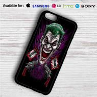 The Joker Bang on your case iphone 4 4s 5 5s 5c 6 6plus 7 Samsung Galaxy s3 s4 s5 s6 s7 HTC Case