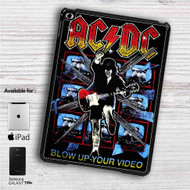 "ACDC's Highway to Hell iPad 2 3 4 iPad Mini 1 2 3 4 iPad Air 1 2 | Samsung Galaxy Tab 10.1"" Tab 2 7"" Tab 3 7"" Tab 3 8"" Tab 4 7"" Case"