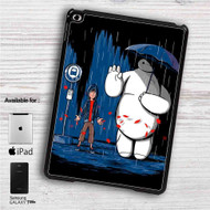 "Baymax Big Hero Totoro iPad 2 3 4 iPad Mini 1 2 3 4 iPad Air 1 2 | Samsung Galaxy Tab 10.1"" Tab 2 7"" Tab 3 7"" Tab 3 8"" Tab 4 7"" Case"