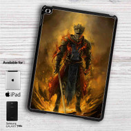 "Dark Souls 3 Red Knight iPad 2 3 4 iPad Mini 1 2 3 4 iPad Air 1 2 | Samsung Galaxy Tab 10.1"" Tab 2 7"" Tab 3 7"" Tab 3 8"" Tab 4 7"" Case"