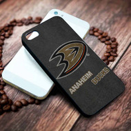 Anaheim Ducks on your case iphone 4 4s 5 5s 5c 6 6plus 7 case / cases