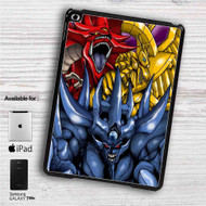 "Dragon Ra YuGiOh iPad 2 3 4 iPad Mini 1 2 3 4 iPad Air 1 2 | Samsung Galaxy Tab 10.1"" Tab 2 7"" Tab 3 7"" Tab 3 8"" Tab 4 7"" Case"