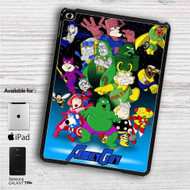 "Family Guy Avengers iPad 2 3 4 iPad Mini 1 2 3 4 iPad Air 1 2 | Samsung Galaxy Tab 10.1"" Tab 2 7"" Tab 3 7"" Tab 3 8"" Tab 4 7"" Case"
