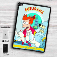 "Futurama Volume One iPad 2 3 4 iPad Mini 1 2 3 4 iPad Air 1 2 | Samsung Galaxy Tab 10.1"" Tab 2 7"" Tab 3 7"" Tab 3 8"" Tab 4 7"" Case"