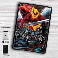 "Thor Ragnarok Comic iPad 2 3 4 iPad Mini 1 2 3 4 iPad Air 1 2 | Samsung Galaxy Tab 10.1"" Tab 2 7"" Tab 3 7"" Tab 3 8"" Tab 4 7"" Case"