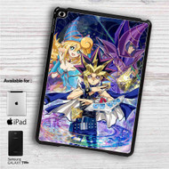 "YuGiOh Duel Monster Dark Magician iPad 2 3 4 iPad Mini 1 2 3 4 iPad Air 1 2 | Samsung Galaxy Tab 10.1"" Tab 2 7"" Tab 3 7"" Tab 3 8"" Tab 4 7"" Case"