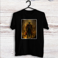 Dark Souls 3 Red Knight Custom T Shirt Tank Top Men and Woman