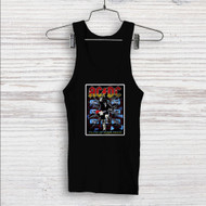 ACDC's Highway to Hell Custom Men Woman Tank Top
