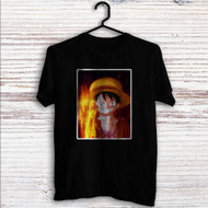 Luffy One Piece Custom T Shirt Tank Top Men and Woman