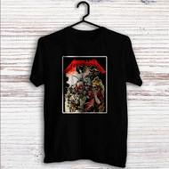 Metallica Four Horsemen Custom T Shirt Tank Top Men and Woman