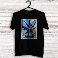 Mobile Suit Gundam Seed Custom T Shirt Tank Top Men and Woman