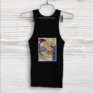 Fred and Arnold The Paper Boy The Flintstones Custom Men Woman Tank Top