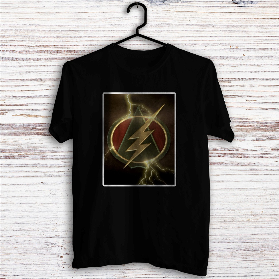 3b36c8c5a5bca7 ... The Flash and Arrow Logo Custom T Shirt Tank Top Men and Woman. Image  1. Image 1. Click to enlarge