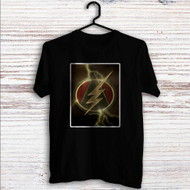 The Flash and Arrow Logo Custom T Shirt Tank Top Men and Woman