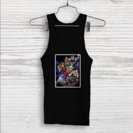 Kingdom Hearts 3D Custom Men Woman Tank Top