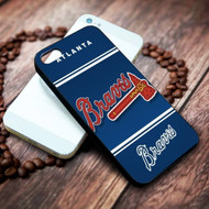 atlanta braves on your case iphone 4 4s 5 5s 5c 6 6plus 7 case / cases