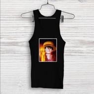 Luffy One Piece Custom Men Woman Tank Top