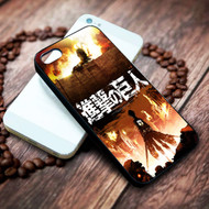 Attack on Titan season  1 on your case iphone 4 4s 5 5s 5c 6 6plus 7 case / cases