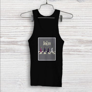 The Joker X The Beatles Custom Men Woman Tank Top