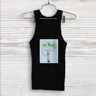 Tiny Rick and Morty Custom Men Woman Tank Top