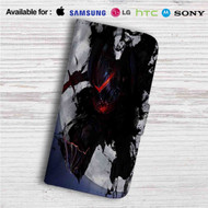 Fate Zero Stay Night Berseker Custom Leather Wallet iPhone 4/4S 5S/C 6/6S Plus 7| Samsung Galaxy S4 S5 S6 S7 Note 3 4 5| LG G2 G3 G4| Motorola Moto X X2 Nexus 6| Sony Z3 Z4 Mini| HTC ONE X M7 M8 M9 Case