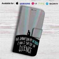 Twenty One Pilots Car Radio Custom Leather Wallet iPhone 4/4S 5S/C 6/6S Plus 7| Samsung Galaxy S4 S5 S6 S7 Note 3 4 5| LG G2 G3 G4| Motorola Moto X X2 Nexus 6| Sony Z3 Z4 Mini| HTC ONE X M7 M8 M9 Case
