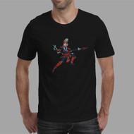 Blood Moon Kalista League of Legends Custom Men Woman T Shirt