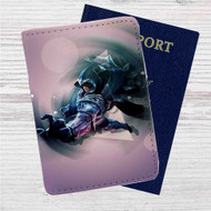Talon League of Legends Custom Leather Passport Wallet Case Cover