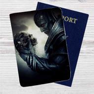X Men Apocalypse Destroy Mutant Custom Leather Passport Wallet Case Cover