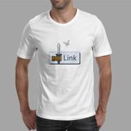 Like Link the Legend of Zelda Custom Men Woman T Shirt