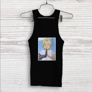 Edward Elric Fullmetal Alchemist Custom Men Woman Tank Top T Shirt Shirt