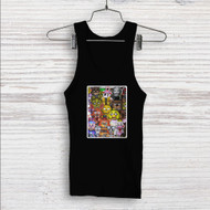 Five Nights at Freddys Custom Men Woman Tank Top T Shirt Shirt