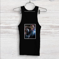 Iron Man vs Captain Captain America Civil War Custom Men Woman Tank Top T Shirt Shirt