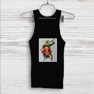 Luffy and Zoro One Piece Custom Men Woman Tank Top T Shirt Shirt