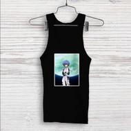 Neon Genesis Evangelion Rei Ayanami Custom Men Woman Tank Top T Shirt Shirt