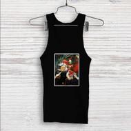 Pandora Hearts Custom Men Woman Tank Top T Shirt Shirt